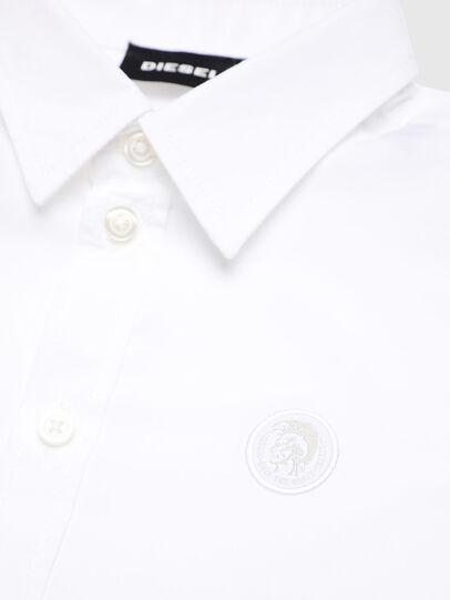 Diesel - CSBILLB, White - Shirts - Image 3