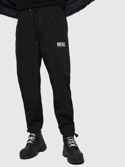 Diesel - P-TOLLER-NY, Black - Pants - Image 1