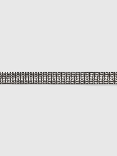 Diesel - B-OPPE, Black - Belts - Image 4