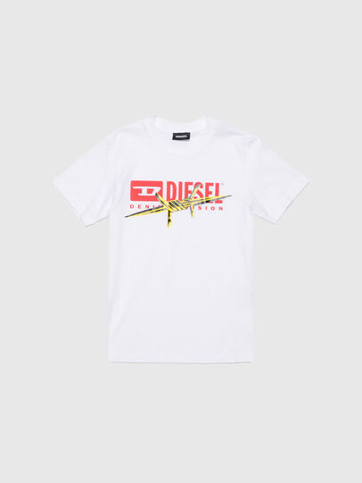Diesel - TDIEGOBX2, White - T-shirts and Tops - Image 1