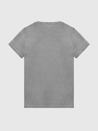 Diesel - T-SILY-WX, Dark grey - T-Shirts - Image 2