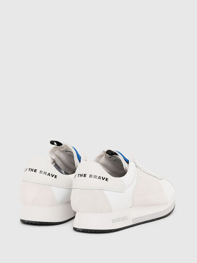Diesel - S-PYAVE LC, White - Sneakers - Image 3