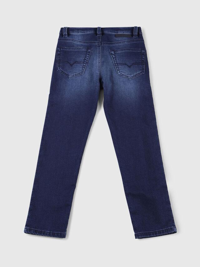 Diesel - MHARKY-J JOGGJEANS, Dark Blue - Jeans - Image 2