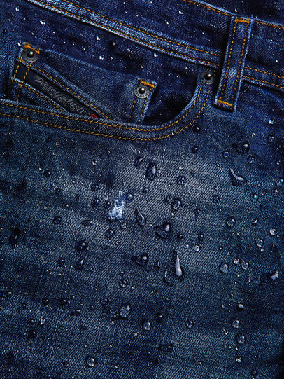 Diesel - Tepphar A87AT, Dark Blue - Jeans - Image 6