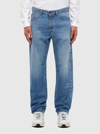 Diesel - D-Macs 009HW, Medium blue - Jeans - Image 1