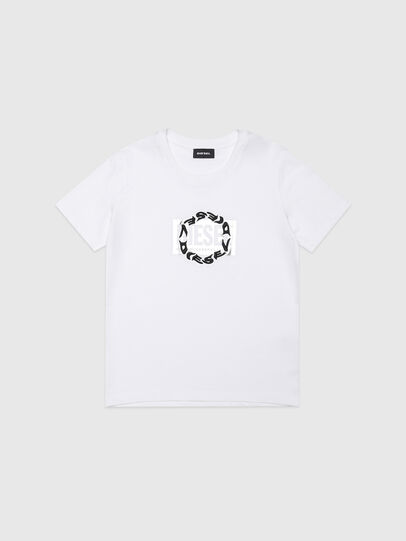 Diesel - TSILYRSUC, White - T-shirts and Tops - Image 1
