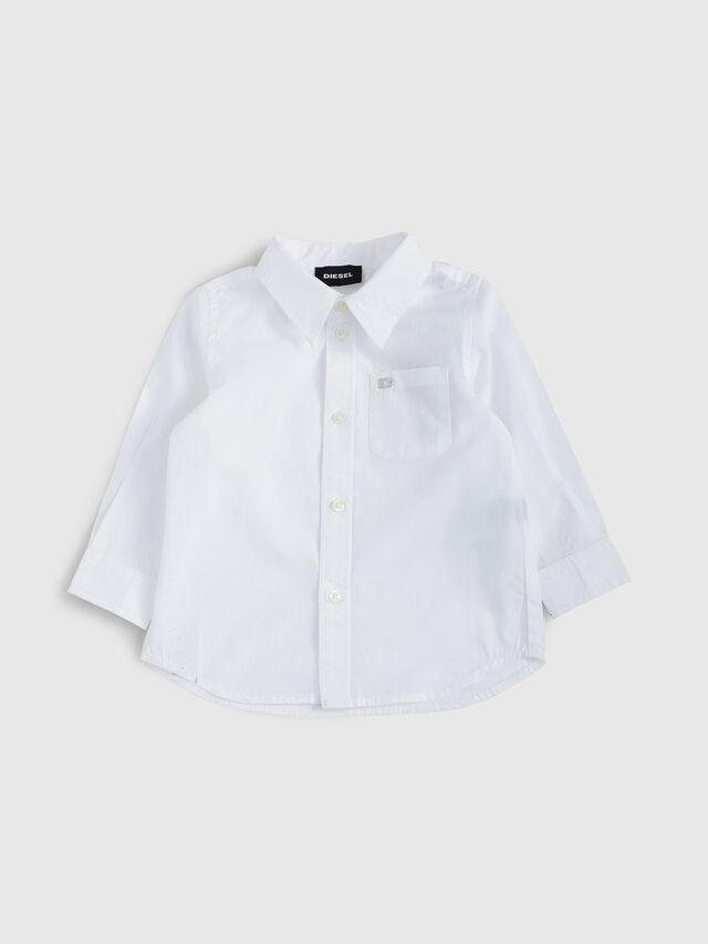 Diesel - CINDYB, White - Shirts - Image 1
