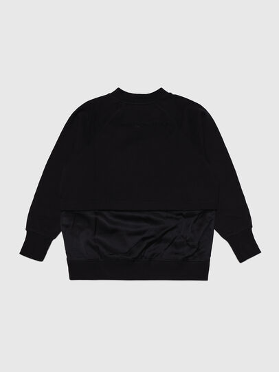 Diesel - SMIX, Black - Sweaters - Image 2