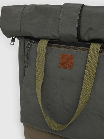 Diesel - BENTU, Olive Green - Backpacks - Image 5