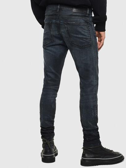 Diesel - D-Reeft JoggJeans 069MD, Dark Blue - Jeans - Image 2