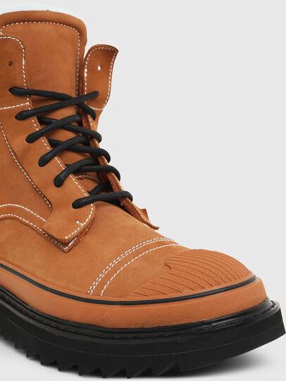 Diesel - H-SHIROKI DBBT, Light Brown - Boots - Image 5