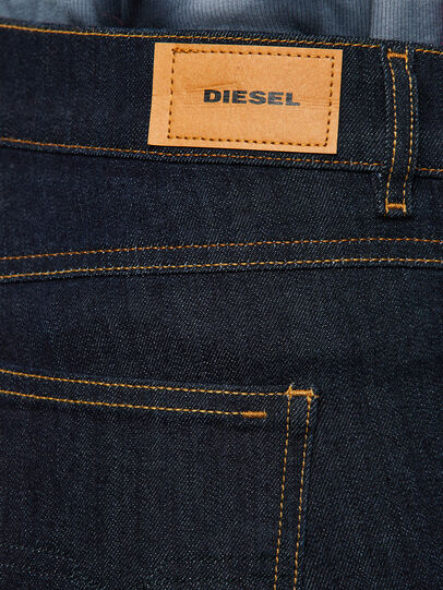 Diesel - Sandy 069MX, Dark Blue - Jeans - Image 5
