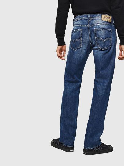 Diesel - Larkee 008XR, Dark Blue - Jeans - Image 2