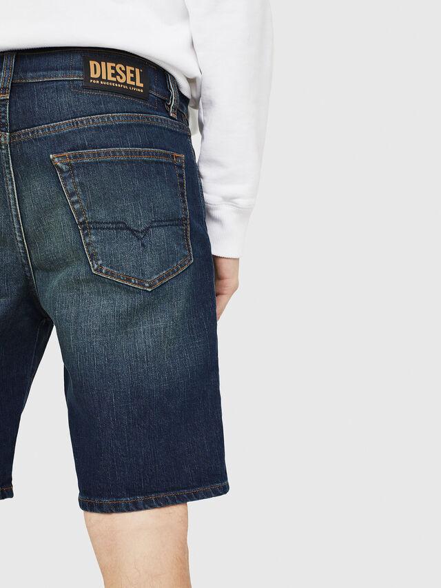 Diesel - D-MIRK, Medium blue - Shorts - Image 3