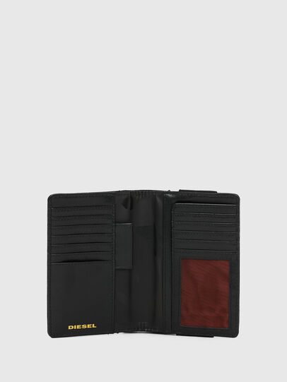Diesel - ORGANIESEL, Dark Blue - Small Wallets - Image 3