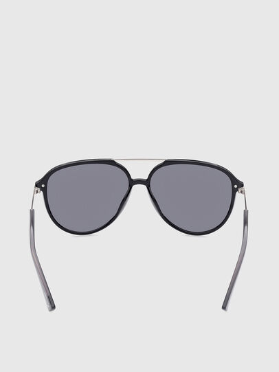 Diesel - DL0352, Black - Sunglasses - Image 4