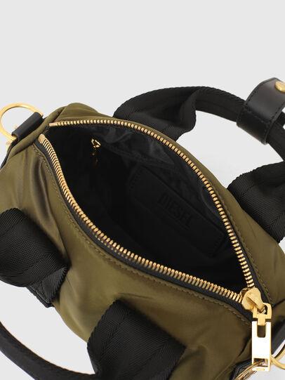 Diesel - CAYAC, Military Green - Crossbody Bags - Image 4