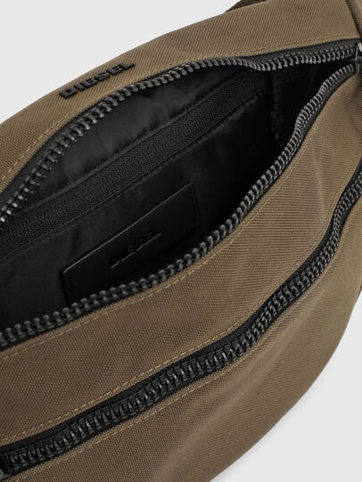Diesel - F-URBHANITY BUMBAG, Military Green - Belt bags - Image 4