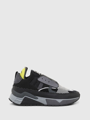 S-BRENTHA DEC, Black/Grey - Sneakers