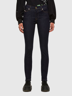 D-Roisin 0098L, Dark Blue - Jeans
