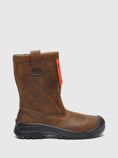 Diesel - H-WOODKUT CH, Brown - Boots - Image 1