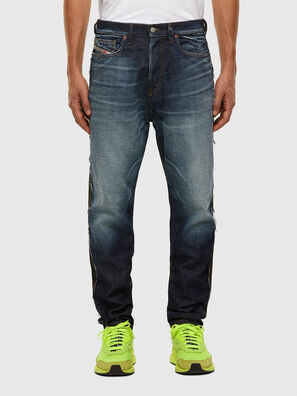 D-Vider 009GR, Black/Dark grey - Jeans