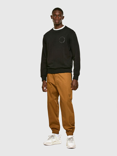 Diesel - P-LEVOS, Brown - Pants - Image 5