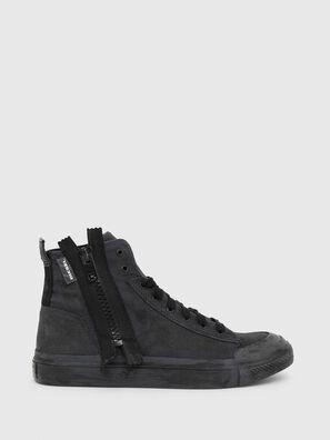 S-ASTICO MID ZIP SP, Black - Sneakers
