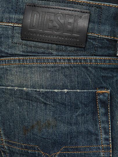 Diesel - Tepphar 009JS, Dark Blue - Jeans - Image 4