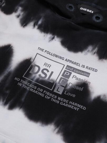 Diesel - SUMMERA83 OVER, Black/White - Sweaters - Image 3