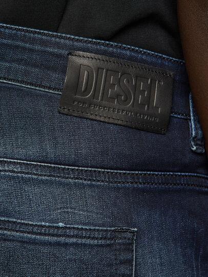 Diesel - FAYZA JoggJeans® 069PZ, Dark Blue - Jeans - Image 4