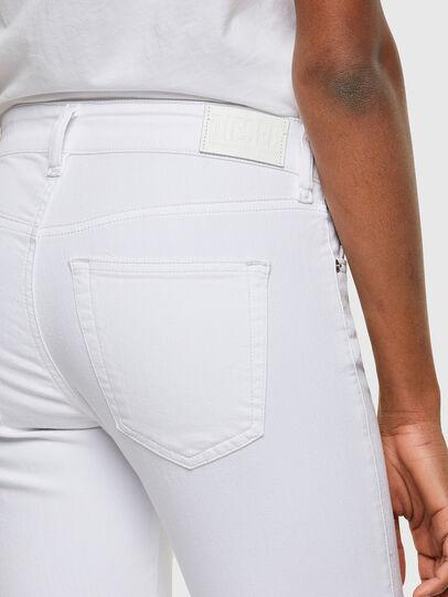Diesel - Slandy 086AC, White - Jeans - Image 4