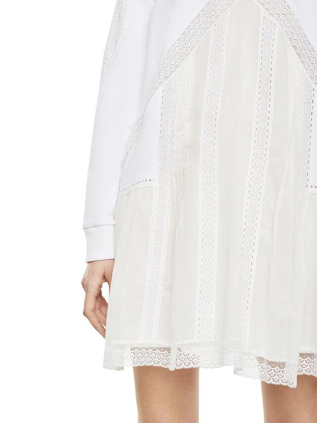 Diesel - DEMIX, White - Dresses - Image 7