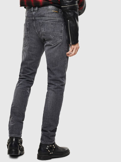 Diesel - Thommer 0095I, Black/Dark grey - Jeans - Image 2