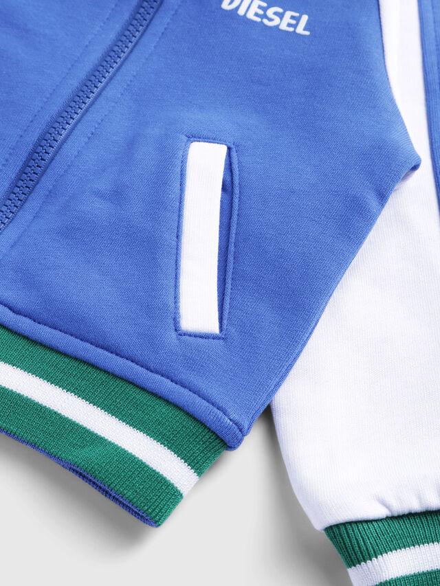 Diesel - JADEB, Blue/White - Jackets - Image 3