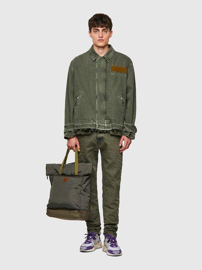 Diesel - BENTU, Olive Green - Backpacks - Image 6