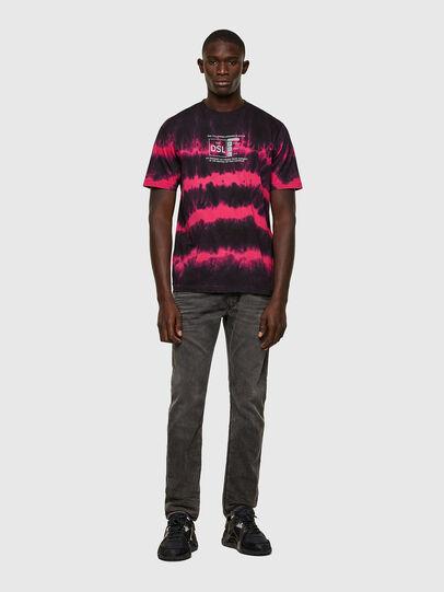 Diesel - Krooley JoggJeans® 069SY, Black/Dark grey - Jeans - Image 4