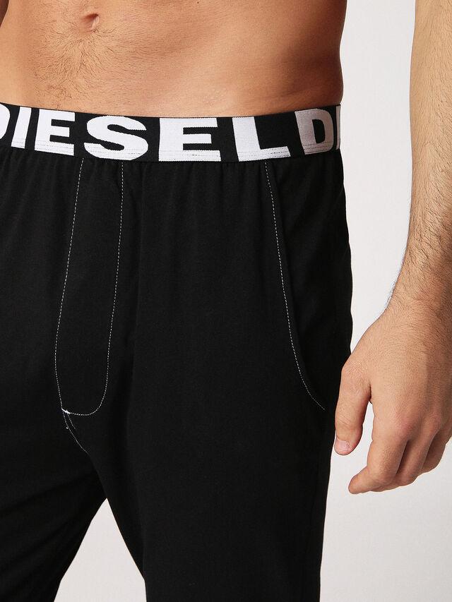 Diesel - UMLB-JULIO, Black - Pants - Image 3