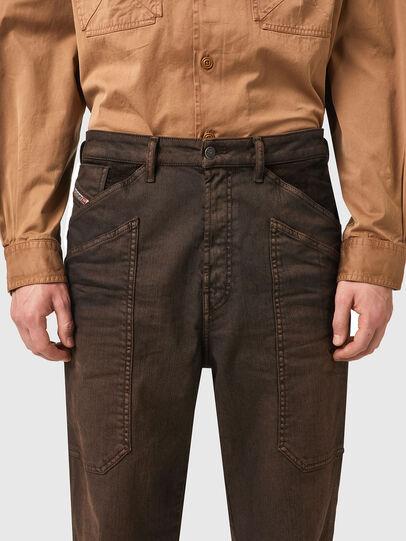 Diesel - D-Franky 09B38, Brown - Jeans - Image 4