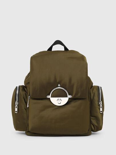 Diesel - ANERES R, Military Green - Backpacks - Image 1