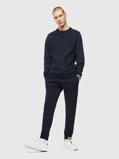 Diesel - S-KOBLER, Dark Blue - Sweaters - Image 5