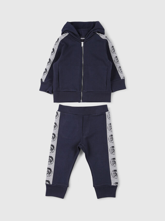 Diesel - SOGNIB-SET, Blue/Grey - Jumpsuits - Image 1