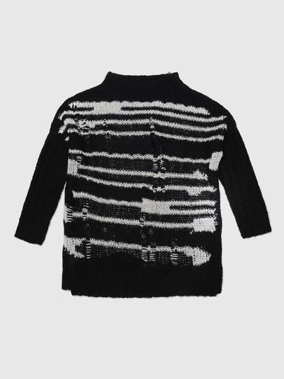 Diesel - KVANIX, Black - Knitwear - Image 1