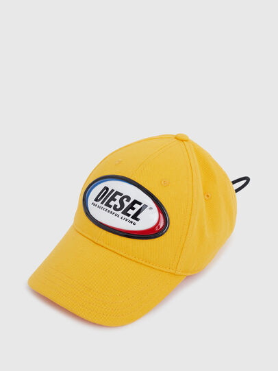 Diesel - C-DIAZ, Yellow - Caps - Image 3