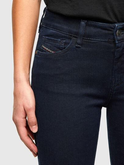Diesel - Slandy 009PV, Dark Blue - Jeans - Image 3