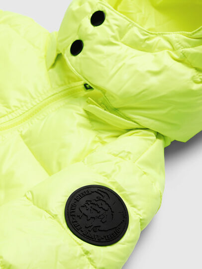 Diesel - JIANB, Yellow Fluo - Jackets - Image 3