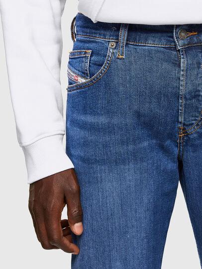 Diesel - D-Yennox 009DG, Medium blue - Jeans - Image 3