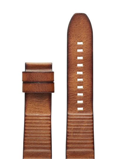 Diesel - DZT0003, Brown - Smartwatches accessories - Image 1