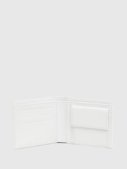 Diesel - HIRESH S, White - Small Wallets - Image 3