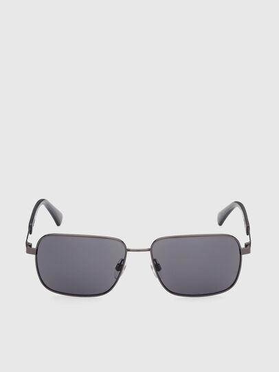 Diesel - DL0354, Grey - Sunglasses - Image 1